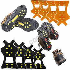 Easy Non-slip Crampons Ice Snow Cleats Crampons Shoes Footwear Studs Grip Spikes