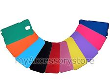 For Samsung Galaxy S3 Mini Plain Color Protector HARD Phone Case Cover Accessory