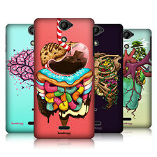HEAD CASE DESIGNS HUMAN ANATOMY HARD BACK CASE COVER FOR SONY XPERIA V LT25i
