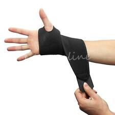 Wrist Brace Support Thumb Support Hand Strap Wrap Guard Protector Bandage Lift