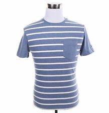 Tommy Hilfiger Men Classic Stripe Crew-Neck Tee T-Shirt Short Sleeve - $0 Ship