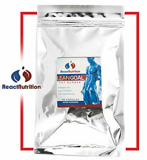 REACT NUTRITION - LEAN GOAL FAT BURNER. GREEN TEA, CAFFEINE + 8 MORE INGREDIENTS