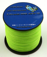 6 10 20 30 40 50 to 100lb SPECTRA green 100M 300M 500M 1000M  FISHING BRAID LINE