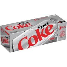 Diet Coke 12 Pack 12 Ounce Cans 4 Flavor Choices Free Priority Shipping in USA