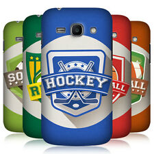 HEAD CASE SPORTS BADGE PROTECTIVE COVER FOR SAMSUNG GALAXY ACE 3 S7270