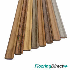 QUALITY LAMINATE FLOORING SCOTIA BEADING EDGING 2.4M LENGTHS X 10 LENGTHS