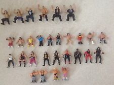 WWF / WWE LEGENDS SMALL SCALE WRESTLING FIGURES - REAL RARITIES