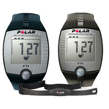 Polar FT1 Blue or Black HRM Heart Rate Monitor Sports Fitness Watch NEW
