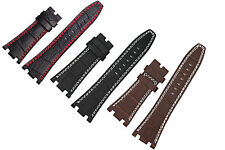 High Quality Genuine Leather Watch Band Strap FIT (For) AP Audemars Piguet 28mm