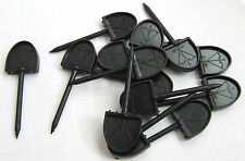New Archery Target Pins For Reinforced Paper Foam Straw Target 25 50 100 Recurve