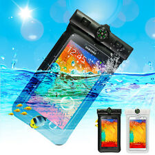 Pouch Case For LG Optimus G / G2 Waterproof Bag Armband &Strap &Compass 4in1