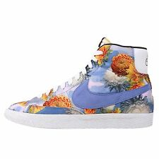 Nike Blazer Mid PRM VNTG QS Floral Chicago City Pack 2014 Classic Casual Shoes