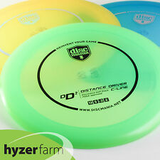 Discmania C-Line DD2 Frenzy *pick weight and color*  disc golf driver Hyzer Farm