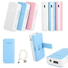 5600MAH BATERIA EXTERNA POWER BANK CABLE SOPORTE PR IPHONE IPAD TABLET PC HTC LG