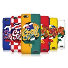 HEAD CASE FOOTBALL COUNTRIES SET 1 PROTECTIVE COVER FOR HTC ONE V