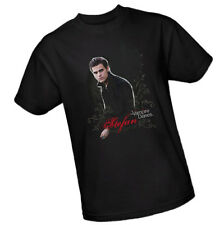 Stefan the Vampire Diaries (Paul Wesley Shown In Character) -- Adult T-Shirt
