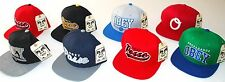 OBEY SNAPBACK HAT CAP ON DECK POSSE PROPAGANDA BULLPEN WORLDWIDE RED BLACK GREY