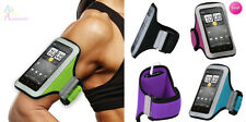 Nokia Lumina 520 Color Universal fit Small Sports Armband Protector Cover Pouch