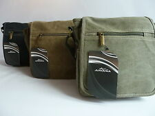 Canvas shoulder bag, camera bag etc. Ariana (AR320)