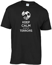 Dundee United 'Keep Calm We Are The Terrors' t-shirt Size S-XXL