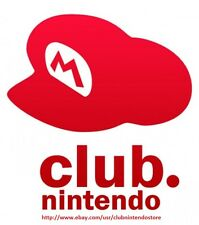Club Nintendo Codes / PINs / Coins (from Nintendo 3DS Wii 2015) *CLEARANCE SALE*