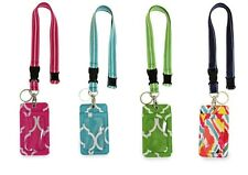 All For Color Women's, Student Organization ID & Key Ring Lanyard - Choose Color