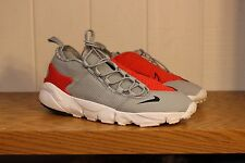 Nike Air Footscape Motion BS Grey Black LT Crimson 599470 006