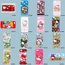 New Hello Kitty Crossover Anime Cartoons Character Mobile Smartphone Phone Case
