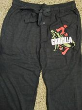 Godzilla Movie Lounge Sleep Pants New
