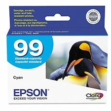 Epson 99 Claria Ink Cartridge 450 Page Yield - Brand New Item