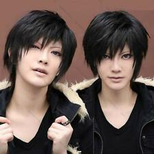 Hot Anime Handsome Boys Short Wig Vogue Sexy Men's Male Hair Cosplay Wigs Newly