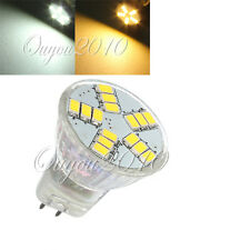 MR11 G4 4W 15 SMD 5630 LED Light Energy Saving Spotlight Bulb Lamp (AC/DC 12V)