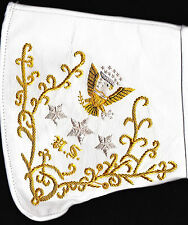 Civil War Union Lieutenant General Embroidered Gauntlets - Exclusive Offer