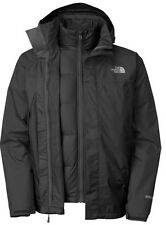 NEW MEN'S NORTH FACE MOUNTAIN LIGHT TRICLIMATE JACKET- TNF BLACK STYLE A14N