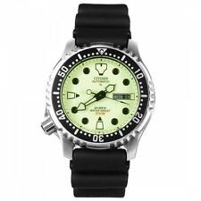 Citizen Promaster Automatic Diver Mens Watch NY0045-05E NY0040-09W NY0045-05E