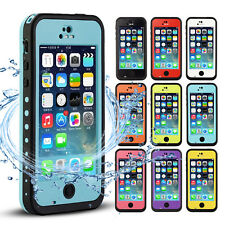Waterproof Shockproof Dirt Snow Proof Protective Case Cover For Apple iPhone 5