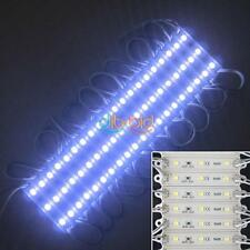 1/20/40 Pcs SMD 5630 3 Light Module Lampada LED DC12V impermeabile bianco puro