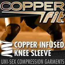 Copper Fit Copper Infused Knee Compression Sleeve As Seen on TV Brace Joint Pain