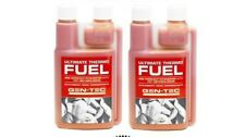 2x Gen-Tec Ultimate Thermo Fuel Pre Workout 280ml Fat Metabolisers Gentec Liquid