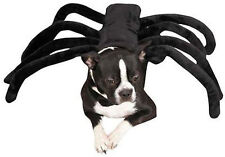 Dog Halloween Costume Grr-antula Spider Pet Zack & Zoey new in package black