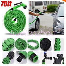 Pocket Water Hose Latex  Expandable garden XHose Engineering Plastics Fitting