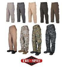 BDU Pants Trouser  65/35 Ripstop Cargo Button Fly