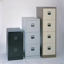 Contract Steel Foolscap Filing Cabinet (2, 3, 4 Drawers Available)