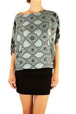 IS CLOTHING Dress woman LETIZIA black skirt top heavenly Made in Italy