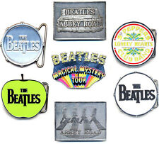 The Beatles Cast Metal Belt Buckle - Official Apple Corps Ltd - New With Tag