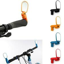 Rotate Bike Cycling Handlebar Angle Safety Rearview Bicycle End Mirror 4 Colors