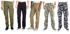 Levis Ace Cargo Pants Relaxed Fit Cotton Twill Mens Levi's NWT Cargo Trousers