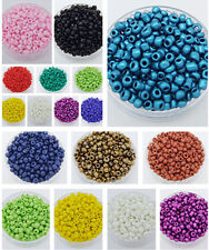 1100pcs Czech Glass Seed Spacer bead 2mm DIY Jewelry Making 33 Color