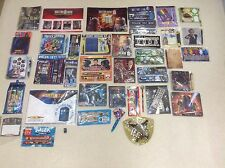 DOCTOR DR WHO STATIONERY & SCHOOL STUFF - XMAS STOCKING FILLERS - SELECTION 1