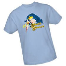 Wonder Woman - Full And Face On -- Adult T-Shirt